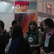 GEMfix have been at Febratex in Blumenau, Brazil, August 2014