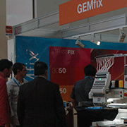 GEMfix have been at Fespa in Munich, Germany, May 2014